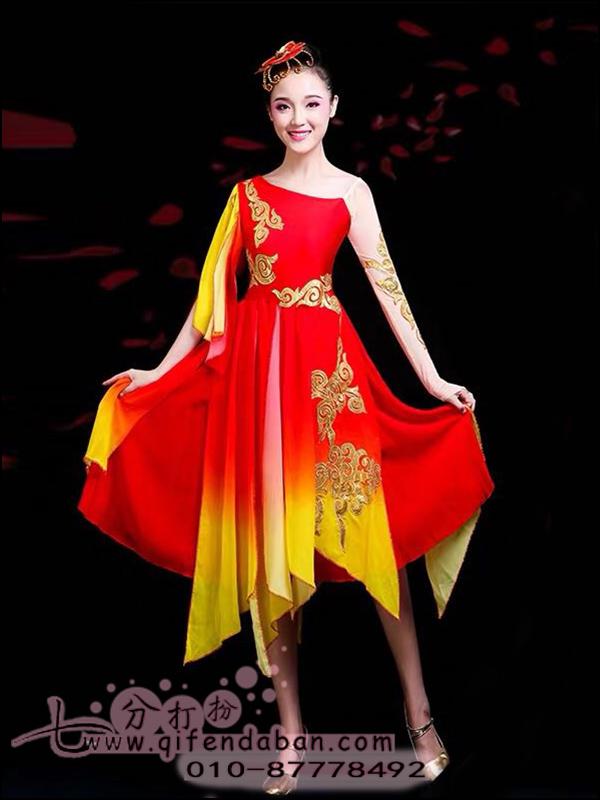 中国梦新舞蹈服