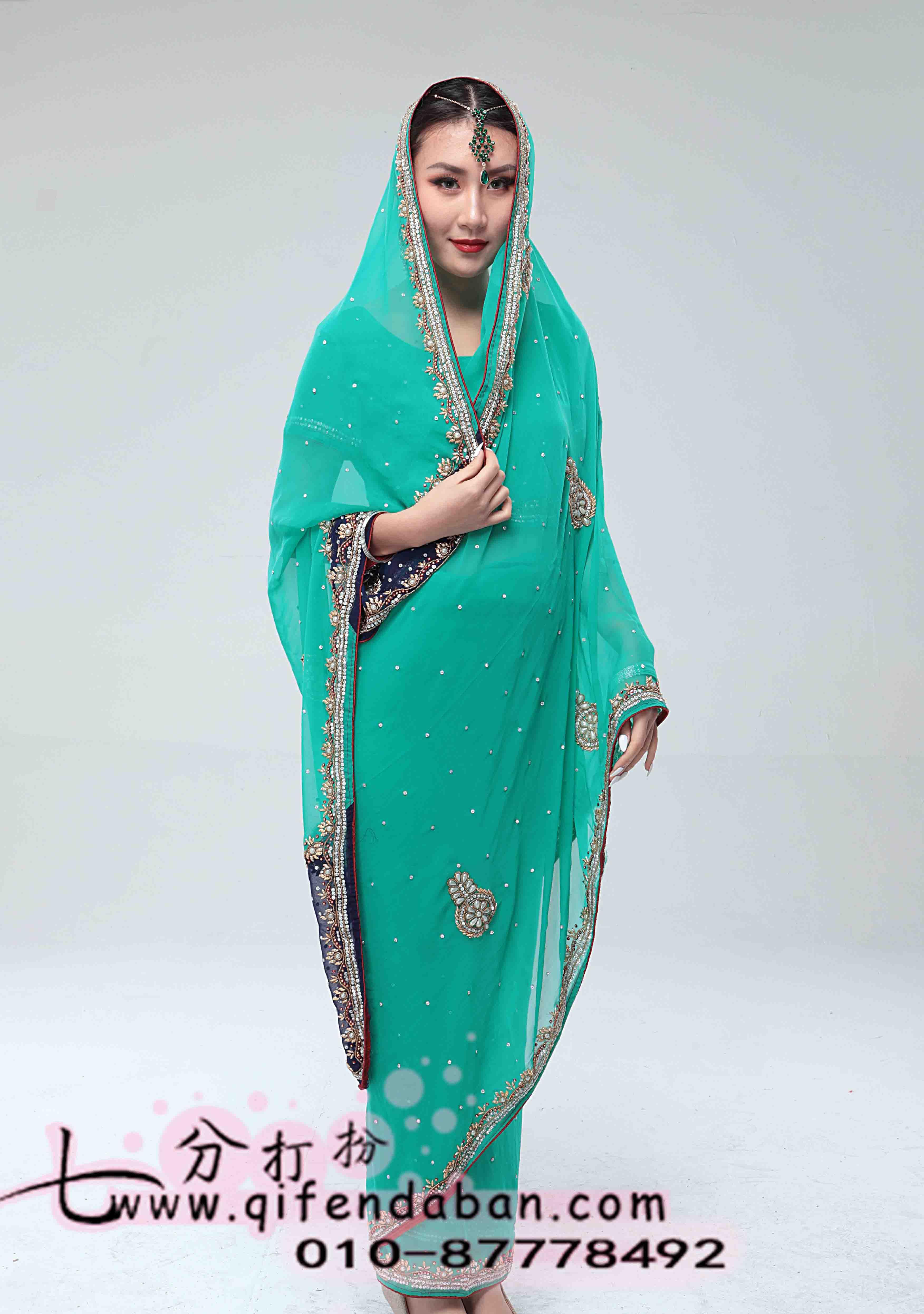 印度沙丽 (3)