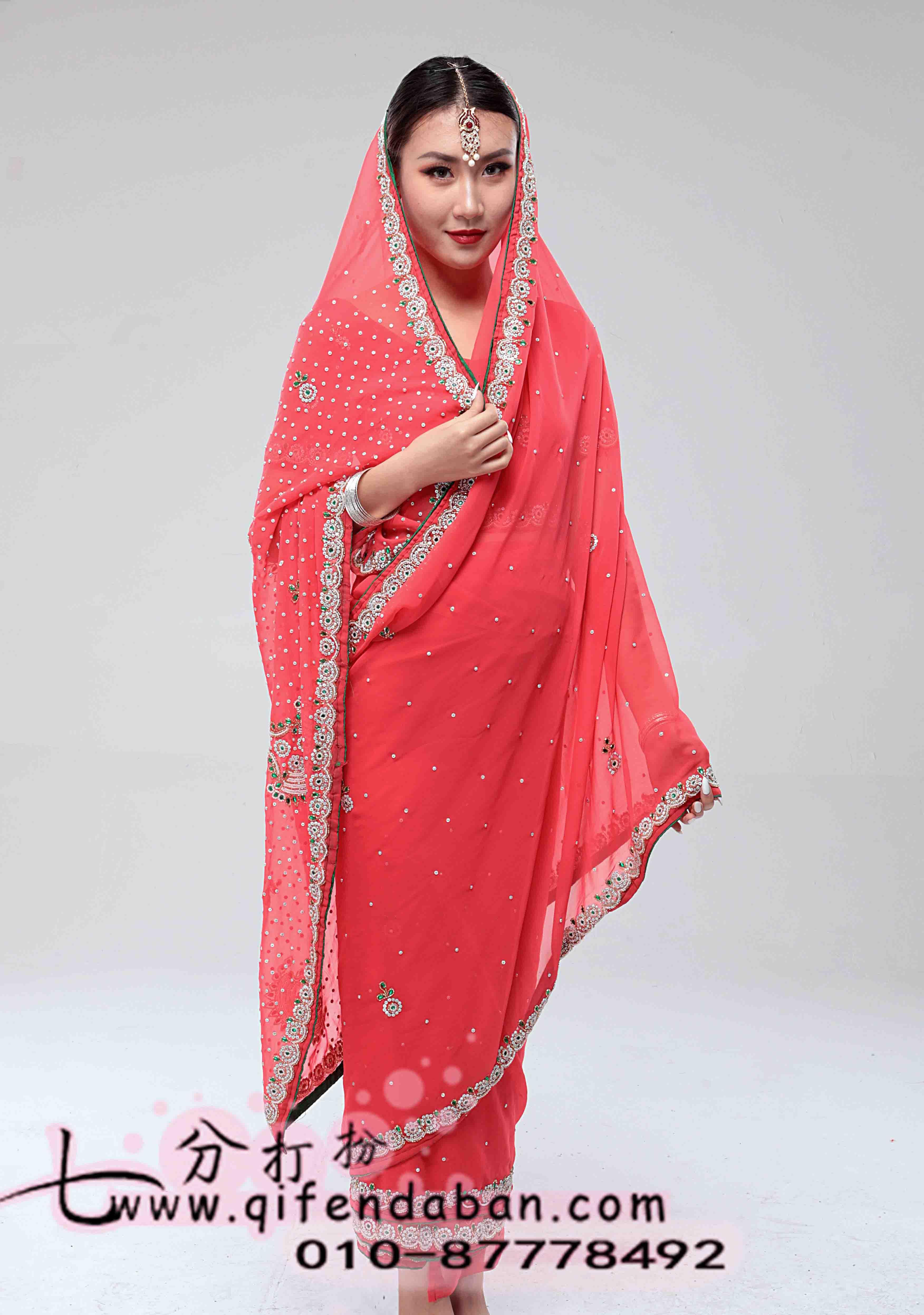 印度沙丽 (2)